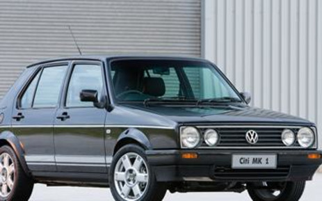 A VW vehicle. Picture: AFP.