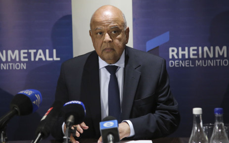 FILE: Minister Pravin Gordhan. Picture: Cindy Archillies/EWN