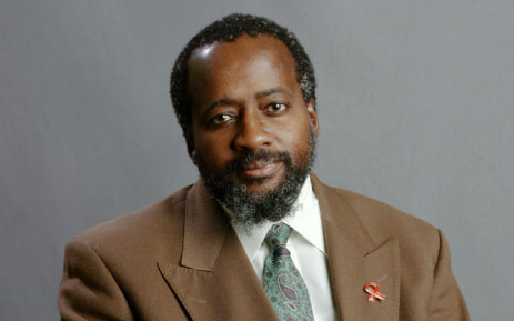Former South African Cabinet Minister Pallo Jordan. Picture: AFP.