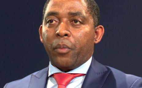 Former SAA CEO Vuyani Jarana. Picture: YouTube screengrab.