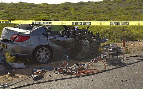 In the latest incident a motorcyclist died in Bellville last night. Picture: Supplied.