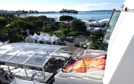 A view of the French Riviera town hosting the Cannes film festival. Picture: @festivaldecannes/Facebook.com.