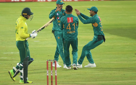 Pakistan down South Africa in third T20I, avoid whitewash