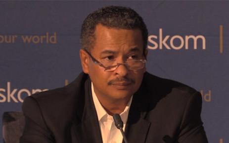 Outgoing Eskom CEO Brian Dames. Picture: Christa van der Walt/EWN.