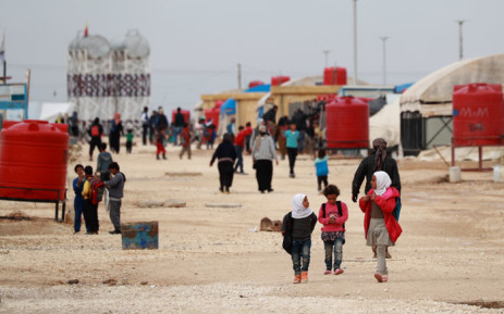 Thousands Flee Bombs And Hunger In Eastern Syria