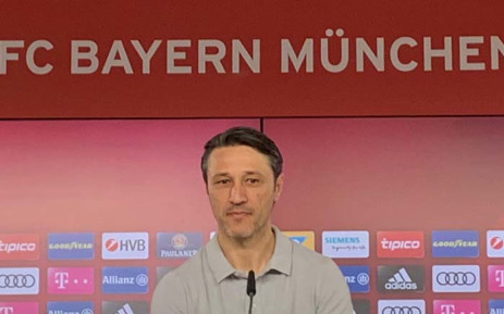 Current Bayern Munich head coach, Niko Kovac, was in charge of Eintracht Frankfurt from 2016-2018. Picture : @FCBayernEN/Twitter.