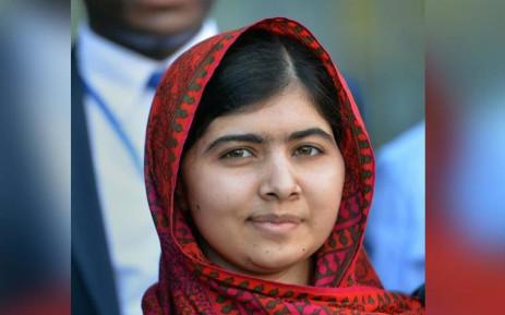 FILE: Malala Yousafzai. Picture: AFP.