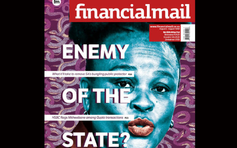 SACC slams Financial Mail over 'distasteful' PP cover page