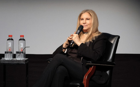 Barbra Streisand at the 2017 Tribeca Film Festival on 29 April 2017 in New York City. Picture: AFP.