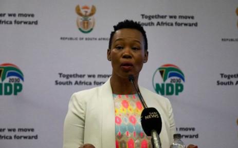 Ndabeni-Abrahams fires former Sapo chair Makhubele, Newsline