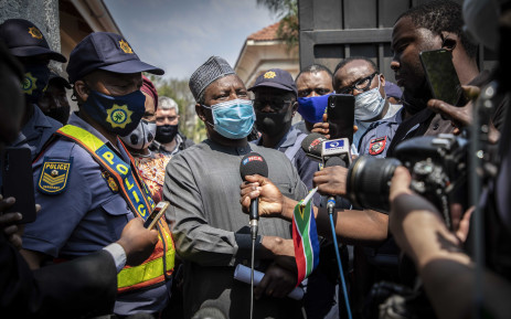 I won't accept profiling of Nigerians as criminals in SA– High Commissioner Bala, Newsline