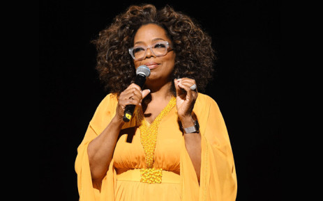 Oprah Winfrey at the Global Citizen Festival on 2 December 2018 at the FNB Stadium. Picture: Supplied.
