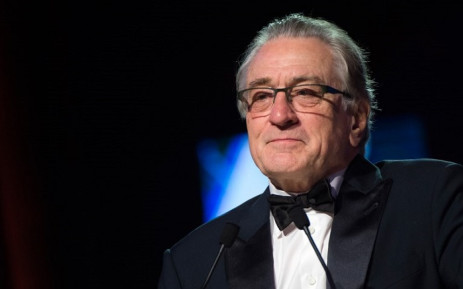 US actor Robert de Niro looks on as he receives a tribute award during the 17th Marrakech International Film Festival on 1 December 2018. Picture: AFP