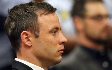 FILE: Oscar Pistorius. Picture: Pool.
