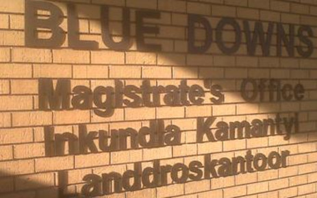 Blue Downs Magistrates Court. Picture: Rafiq Wagiet/Eyewitness News