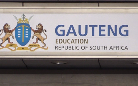 Gauteng Department of Education in Johannesburg. Picture: EWN