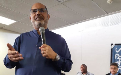 South African Revenue Services (Sars) Commissioner Edward Kieswetter. Picture: @sarstax/Twitter