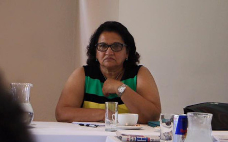 African National Congress Deputy Secretary-General Jessie Duarte. Picture: Official ANC Facebook page.