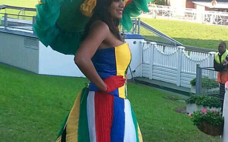The 2013 Vodacom Durban July took place as planned on Saturday 6 July 2013. Picture: Johannesburg Resident Tammy Maree.