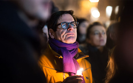 FILE: Thousands of people gathered in Paris, France in support of the 12 people killed n the Charlie Hebdo shooting. Picture: Constance Decorde/EWN