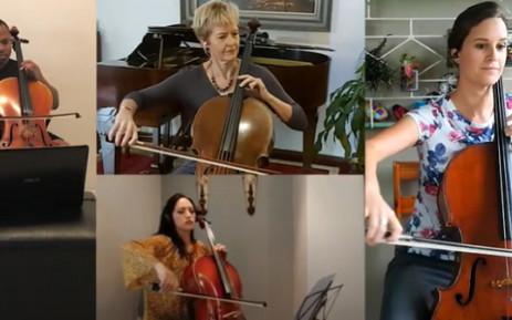 Johannesburg, KZN Philharmonic Orchestras Send Virtual Music Tribute To SA