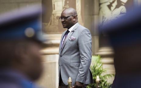 FILE: Gauteng premier David Makhura. Picture: EWN.