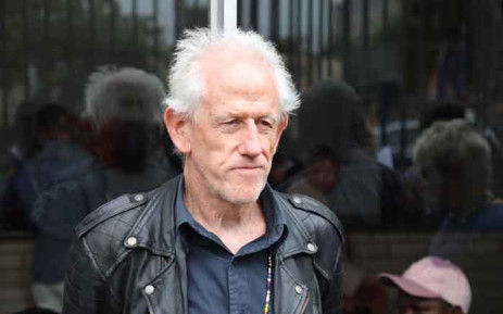 Maurice Smithers is one of the witnesses and anti-apartheid activists who is testifying in the inquest regarding Neil Aggett's death during apartheid. Picture: Ahmed Kajee/EWN