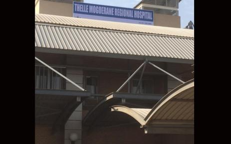 The Thelle Mogoerane hospital in Vosloorus. Picture: da-gpl.co.za