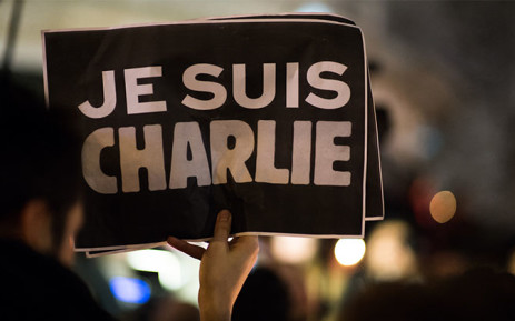 FILE: Thousands of people gather in Paris, France in support of the 12 people killed in the Charlie Hebdo shooting. Picture: Constance Decorde/EWN