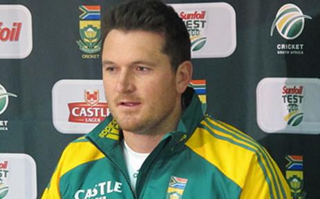 Proteas Test captain Graeme Smith. Picture: EWN