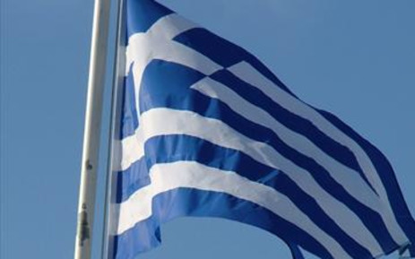 The Greek flag. Picture: EWN
