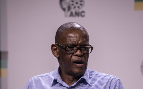 ANC secretary general Ace Magashule. Picture: Abigail Javier/EWN