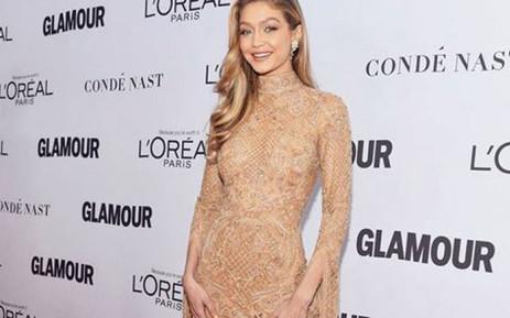 FILE: Model Gigi Hadid. Picture: Instagram.