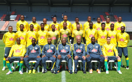 FILE. Officials in charge of the match between Bafana & Gambia failed to arrive in SA last night and are now expected at 4pm. Picture: Safa.