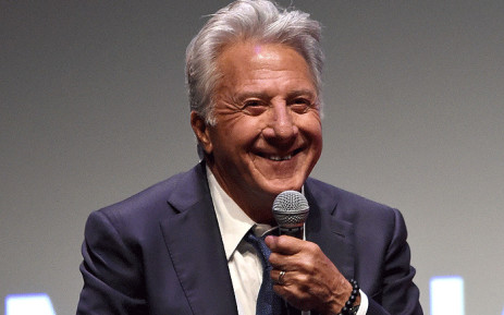 Dustin Hoffman attends the 55th New York Film Festival - 'Meyerowitz Stories' at Alice Tully Hall on 1 October 2017 in New York City. Picture: Getty Images/AFP