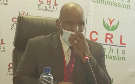 Commission for the Promotion and Protection of the Rights of Cultural, Religious and Linguistic Communities (CRL) chair Professor David Luka Mosoma. Picture: Supplied.