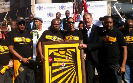 SHOOTING FOR VICTORY: Kaizer Chiefs will be aiming to beat rivals Orlando Pirates on Saturday.