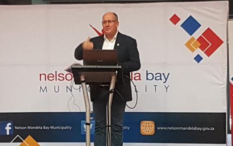 Former Nelson Mandela Bay Mayor Athol Trollip. Picture: @NMBmunicipality/Twitter