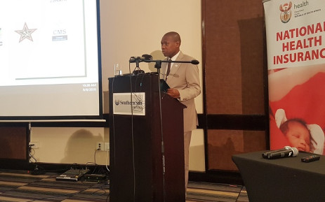 Health Minister Zweli Mkhize. Picture: Thando Kubheka/EWN.
