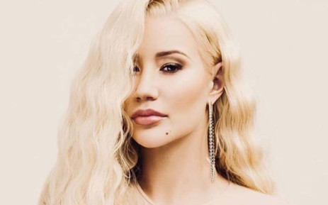 'Black Widow' rapper Iggy Azalea. Picture: @thenewclassic/Instagram.