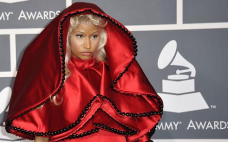 Nicki Minaj. Picture: AFP.