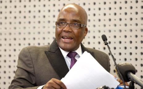 Minister of Health Aaron Motsoaledi. Picture: Sapa