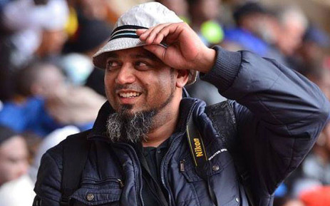 South African journalist Shiraaz Mohamed. Picture: facebook.com