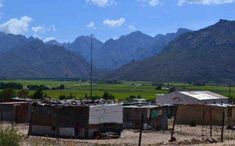 Many farm workers in the Hex River Valley complain about their living conditions. Picture: Aletta Gardner/EWN