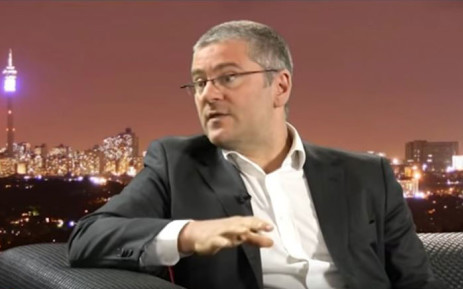 FILE: Deputy Director General at National Treasury Michael Sachs. Picture: YouTube screengrab.