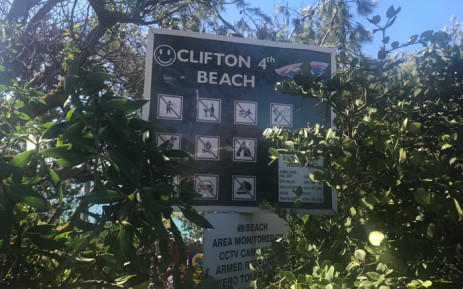 Clifton Beach in Cape Town. Picture: Cindy Archillies/EWN.