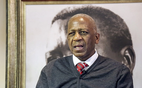 FILE: Former ANC National Executive Committee member Mathews Phosa chats to Journalist Melanie Verwoerd during a sit-down interview. Picture: EWN