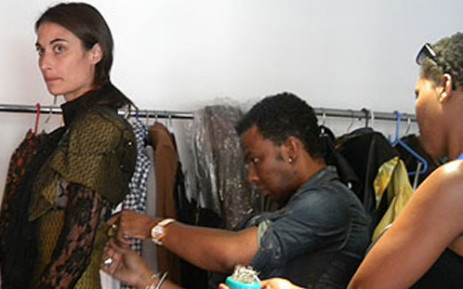 David Tlale. Picture: Suppiled