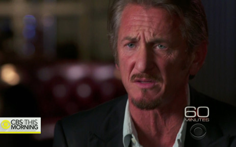 Actor Sean Penn has broken his silence about meeting with notorius druglord El-Chapo. Picture: Supplied/EWN.