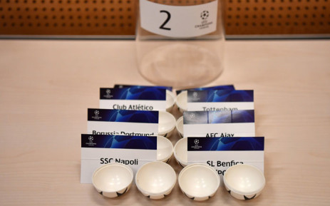 Picture: @ChampionsLeague/Twitter